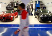 Cassino Plant bewijs van vitale Italiaanse auto-industrie