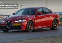 Eerste rij-indruk Alfa Romeo Giulia Quadrifoglio