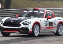 Abarth gaat voor volledig eerherstel in Rally-sport