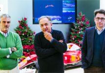 Marchionne spreekt opnieuw over Alfa Romeo in de F1