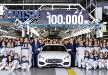 Grugliasco bouwt Maserati nummer 100.000