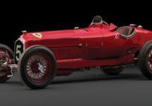 Alfa Romeo Tipo B P3 1934 binnenkort geveild