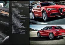 Alfa Romeo Stelvio start met rijke 'First Edition'