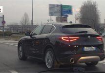 Alfa Romeo Stelvio First Edition reeds gespot