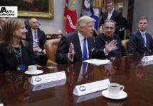 Trump spreekt met Marchionne over meer Amerikaanse banen