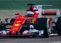 Ferrari SF 70 H vooralsnog competitief