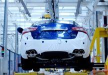 Nieuwe Maserati eind 2018 uit Turijn