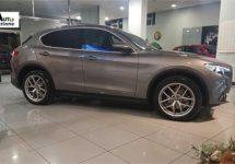 Alfa Romeo Stelvio trekt veel bezoekers