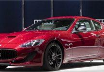 Maserati met gelimiteerde GranTurismo in Genève