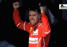 Vettel zorgt voor optimaal vervolg voor Ferrari