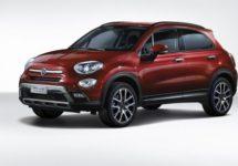 Fiat introduceert 500X op LPG