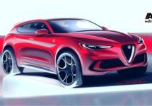 Gerucht over prioriteit aan Alfa Romeo C-segment SUV