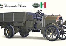 Fiat 18 BL na bijna 100 jaar teruggevonden