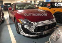 Maserati GranTurismo krijgt milde facelift vlak voor pensioen