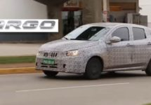 Nieuwe Braziliaanse B-segment Fiat heet Argo