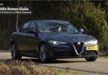 De dynamische souplesse van de Alfa Romeo Giulia automaat