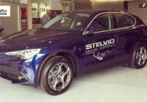 Basisversies Alfa Romeo Stelvio van start