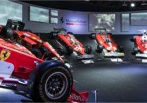 Ferrari museum Maranello prachtig uitgebreid