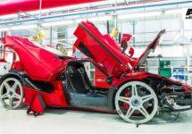 Volgende hypercar van Ferrari binnen 3 tot 5 jaar