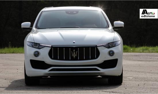 Maserati Levante Plug In Hybride Debuut In Frankfurt Auto Edizione