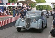 35ste Mille Miglia inmiddels in Rome