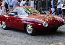Tijdloze schoonheid Alfa Sprint Speciale wint Villa d'Este