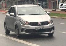 Fiat Argo geen geheim meer