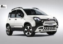 Fiat ververst de Panda 4×4 en creëert de Panda City Cross