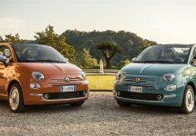 Fiat 500 opnieuw extra retro met Anniversario editie
