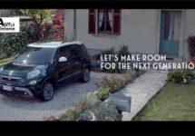 Vernieuwde Fiat 500L blijft de beste keus bij gezinsuitbreiding