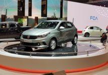 Fiat Argo debuteert in Buenos Aires