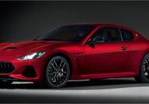Smaakvolle retouchering Maserati GranTurismo