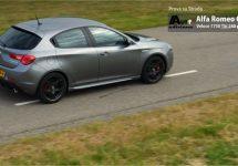 Alfa Romeo Giulietta Veloce doet bijnaam eer aan