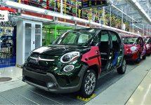 Fiat 500L: Veel orders…maar geen productie