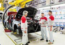 Productie Italiaanse auto-industrie opnieuw gestegen