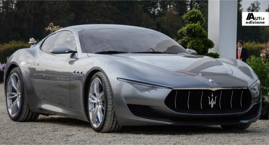 Elektrische Maserati In 2019 Productierijp Auto Edizione
