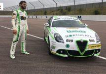 Alfa Romeo terug in de BTCC