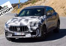 Maserati Levante GTS in aantocht