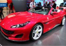 Ferrari toont Portofino op IAA en spreekt over toekomstige modellen