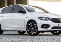 Fiat Tipo S-Design volgende week in première