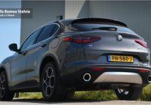 Alfa Romeo Stelvio: SUV voor puristen