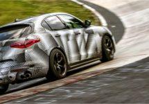Ook Alfa Romeo Stelvio snelste op de Nürburgring [7:51:7]