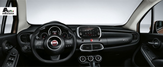 fiat 500x my2018 met apple car play android auto en uconnect 7 auto edizione. Black Bedroom Furniture Sets. Home Design Ideas