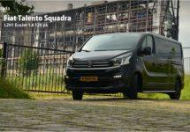 Fiat Talento Squadra knapper dan die andere drie