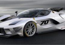 Ferrari toont indrukwekkende FXX K Evo