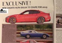 Zagato gaat Alfa Romeo (weer) Giulia TZ bouwen