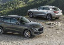 Maserati binnenkort zelfs als D-segment SUV
