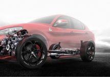 Alfa Romeo Stelvio Quadrifoglio heeft Adaptive Cruise Control met Stop&Go