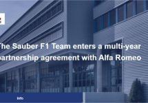 Alfa Romeo en Sauber bevestigen samenwerking in F1