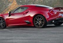 Alfa Romeo werkt aan update voor de 4C